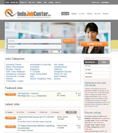 IndoJobCenter.com
